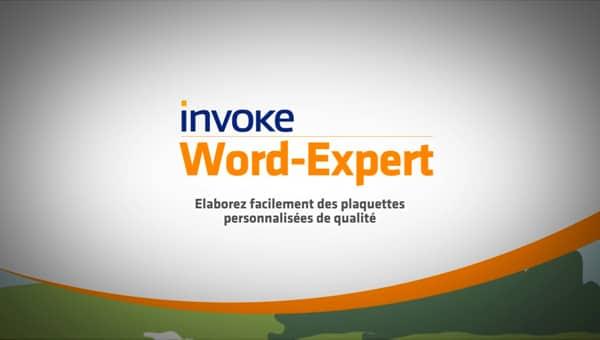 invoke Word Expert - Vidéo