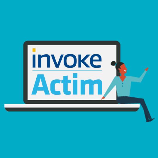 Solution logiciel invoke Actim